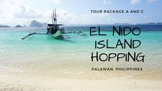 I will cover traveling to El Nido from Puerto Princesa in another post as well as some of the cool places you can go to around El Nido on your own either by walking or on a motorbike.  We booked our tour package in advance online at elnidoparadise.com. The cost for Tour A is 1200 PHP, Tour B is 1400, or you can go on Tour A and C like us for only 2000 PHP. This is an all-day island hopping tour which includes snorkel, goggles and lunch. Once you pay online you will get your confirmation…