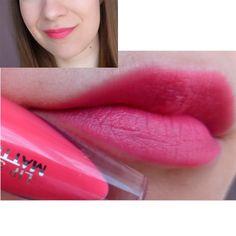 Жидкая помада мусс oriflame The ONE Ярко-розовый для губ Sensation орифлейм Lipstick mousse Pink Velour Lip Matte орифлэйм 31949