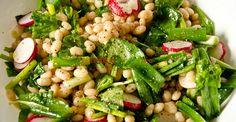 Salată delicioasă de fasole albă cu spanac   Paradis Verde