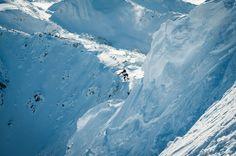 Aerial shot of Revelstoke Mountain Resort - Revelstoke, BC #Revelstoke