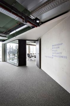 Het Optimizely kantoor in Amsterdam