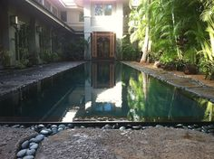 Zero Edge Zen Garden Pool