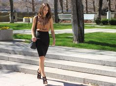 On the Go with Jones New York // The Fox and She