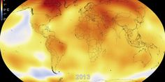 New Graphic Shows Six Terrifying Decades Of Global Warming http://www.huffingtonpost.com/2014/01/25/nasa-global-warming-graphic-six-decades_n_4666447.html