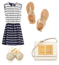"""""""♡♡♡"""" by katelynsearle on Polyvore featuring Preen, Ancient Greek Sandals, Loushelou and Tom Ford"""