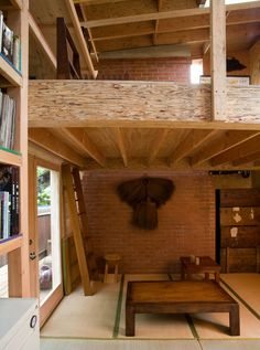Guest House for an Anthropologist by Francois Perrin : TreeHugger
