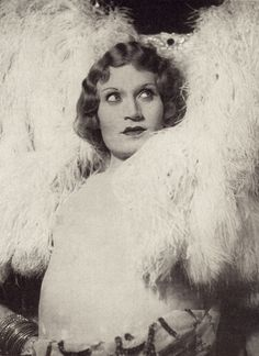 Famous French female impersonator BARBETTE in the 30's from Paris Review by Pierre Mariel 1961 (minkshmink)