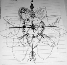 Mandala. World travel. Time. Direction