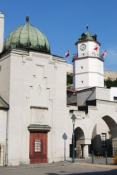 Synagogue in Trencin Slovakia