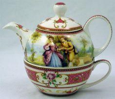 Tea for one ( Antoinette)