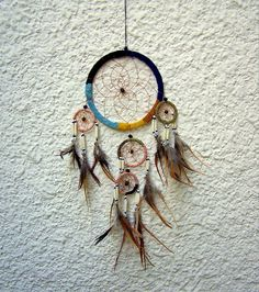 Traumfänger Dreamcatcher  von world-art-online via dawanda.com