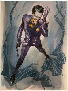Joker by Philip Tan
