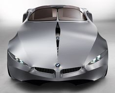Don't you adore this cute pic BMW model!