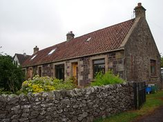 My parents house in Scotland - Built in 1813