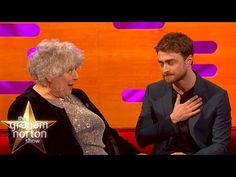 Daniel Radcliffe & Miriam Margolyes Reflect On 20th Anniversary of Filming Harry Potter - YouTube Australian Phrases, First Harry Potter Movie, Allison Janney, Norton Show, Movies Coming Out, Michael Sheen, Emma Thompson, Julie Andrews, The Greatest Showman