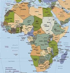14 Best Africa Images Maps Africa Africa Destinations