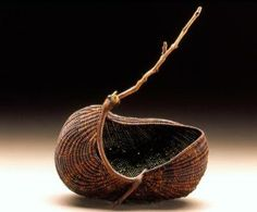Deborah Smith - Equilibrium One sculptural basket
