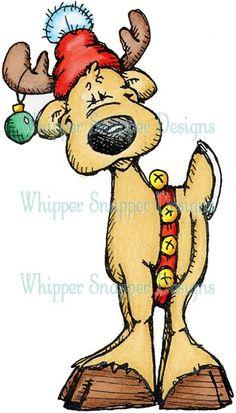 ws - Rodney Reindeer - bjl