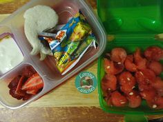 Loving Lunches: Quickie Sea Lunches
