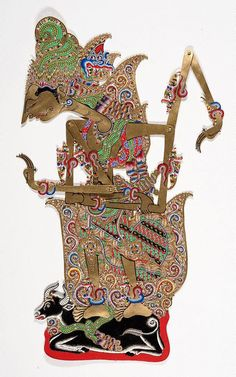 balinese shadow puppet Javanese, Shadow Play, Shadow Puppets, Ancient Art, Traditional Art, Art Forms, Fabric Design, Creepy, Photos