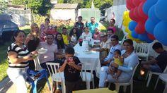Domingo en Familia Colombiana.