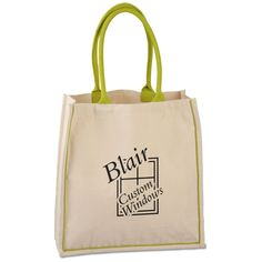 Everyone will want to get their hands on one of these imprinted bags!
