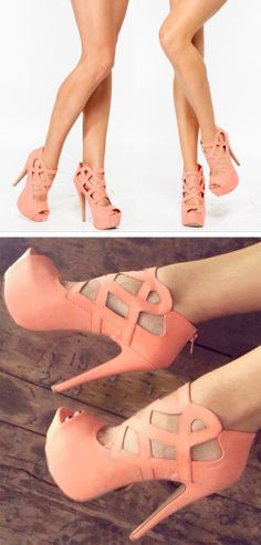 Quipid // in coral. wow.