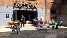 Boundary Cafe - Build on Behance