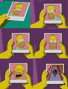 This is Homer Simpson Simpsons Meme, Simpsons Simpsons, Simpsons Frases, Homer Simpson, Lisa Simpson, Vintage Cartoon, A Cartoon, Cartoon Characters, Futurama