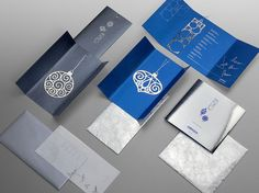 #Majestic #Satins #Favini #ChristmasCard Eurocold / Design: Basso Design www.bassodesign.it - Find more about #Majestic http://www.favini.com/gs/en/fine-papers/majestic/features-applications/