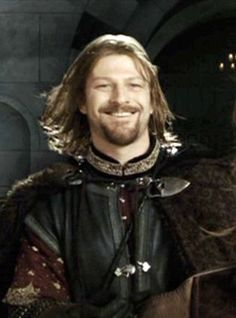 Boromir (Sean Bean) rawwwr  (Also plays Lord Eddard Stark in Game of Thrones.  and hot in that role also!)