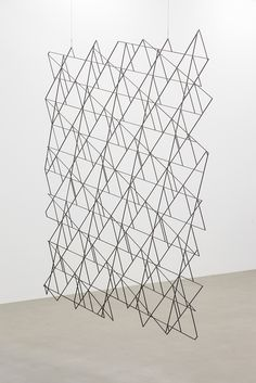 DANIEL STEEGMANN MANGRANE, SYSTEMIC GRID 11B 2015.
