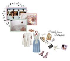 """""""iced sweet tea in a jug, and pastel dreams in a motel beds"""" by whimsical-angst ❤ liked on Polyvore featuring CUPLÉ, Gucci, Camp, WALL, Jimmy Choo, Journee Collection and Franklin"""