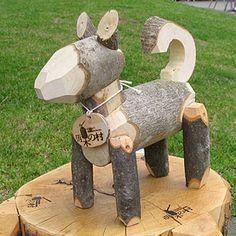 Holztiere