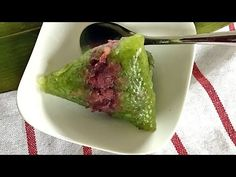 Red Bean Paste, Chinese Dumplings, Red Beans, Dim Sum, Chinese Food, Coconut Milk, Cabbage, Make It Yourself, Vegetables