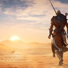 GS News Update: Assassins Creed: Origins Getting A Free Casual Mode That Removes Combat
