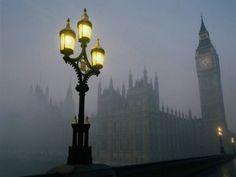 Ahh, London.