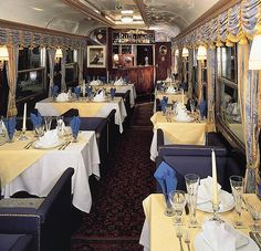 Carriage Majestic Imperator | by Train Chartering & Private Rail Cars