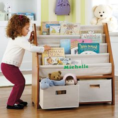 Toddler Toy Idea | Guest Blogger: Creative Solutions for Storing Kid's Toys and Clothes ...