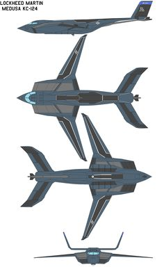 Lockheed Martin MEDUSA kc-124 by bagera3005 on deviantART