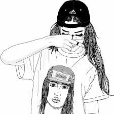 Image result for cool tumblr girl