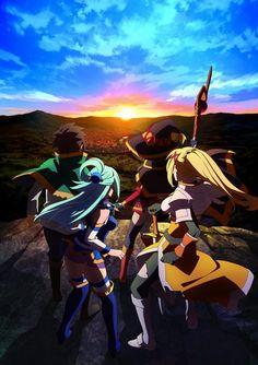 Kono Subarashii Sekai ni Shukufuku wo! 2: Opening & Ending Themes Released