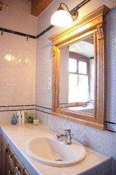 fürdőszoba Mirror, Bathroom, Furniture, Home Decor, Bath Room, Homemade Home Decor, Mirrors, Bathrooms, Home Furnishings