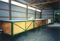 Large Scale Vermicomposting system by Sustainable Agriculture Technologies.