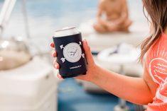 Pair your beverage with a cozy koozie -Shuswap style! #lakeandlifeapparel #lakeandlife #lakelife #shuswap #shuswaplake #lake #life #britishcolumbia #canada #shu #shugear #koozie