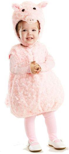 Pig Costume - Toddler/Kids
