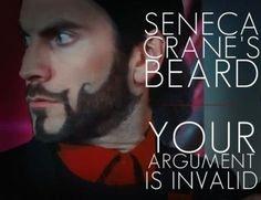 Seneca Crane's Beard. Your argument is invalid.
