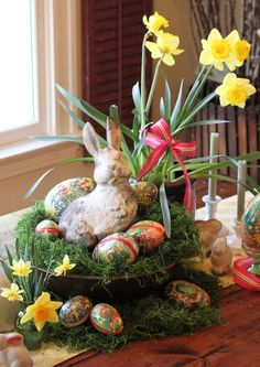 10 Pinterest Easter Ideas | Holidays | Bright Bold and Beautiful Blog