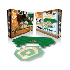 OYO MLB Outfield Set - Pittsburgh Pirates