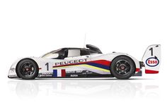 The Peugeot 905 Racing Car - unveiled in February 1990 - 1993